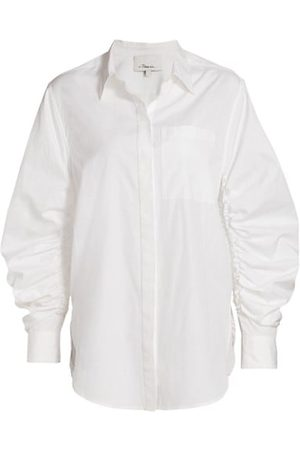 3.1 Phillip Lim Women Blouses - Gathered Sleeve Blouse