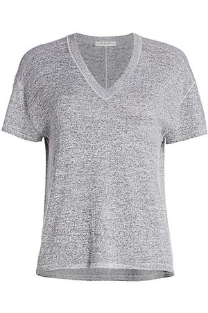 RAG&BONE Women Short Sleeve - Avryl V-Neck T-Shirt
