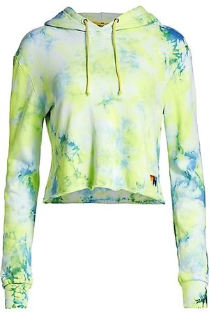 AVIATOR NATION Women Sweatshirts - Tie-Dye Hoodie