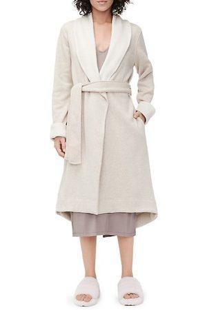 UGG Women Bathrobes - Duffield II Fleece Robe