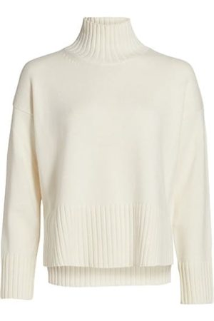 CO Women Jumpers - Essentials Ribbed Turtleneck Sweater