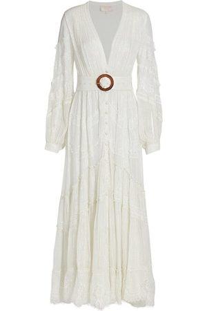 ROCOCO SAND Women Casual Dresses - Zuri V-Neck Maxi Dress