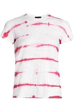 ATM Anthony Thomas Melillo Boys Short Sleeve - Tie-Dye Schoolboy T-Shirt