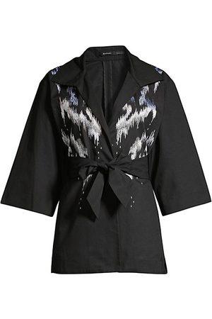 Natori Women Kimonos - Taffeta Kimono Topper
