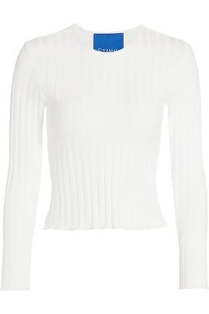 SIMON MILLER Devola Long-Sleeve Top