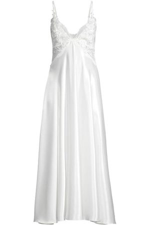 Jonquil Collette Lace Slip Gown