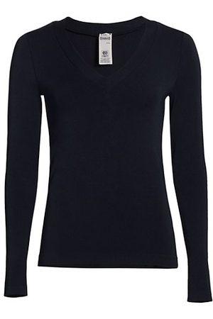 Wolford Aurora V-Neck Sweater