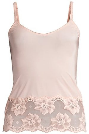 Wacoal Women Camisoles - Light & Lacy Floral Lace Camisole