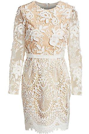Ml Monique Lhuillier Women Party Dresses - Lace Cocktail Dress