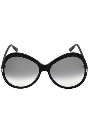 Tom Ford Rose 63MM Round Sunglasses