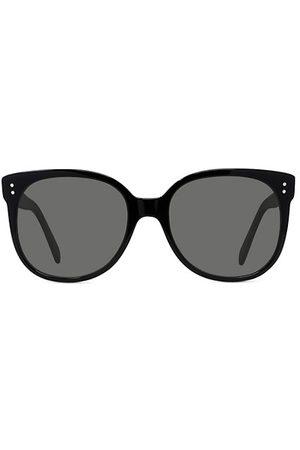 Céline Sunglasses - 58MM Round Cat Eye Sunglasses