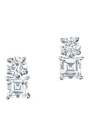 Anita 18K & Diamond Drop Stud Earrings