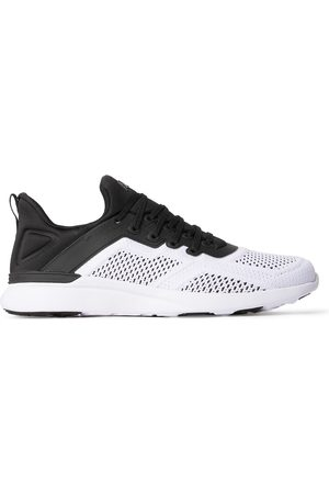 APL Athletic Propulsion Labs Men Shoes - Tracer TechLoom and Neoprene Running Sneakers