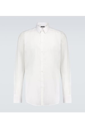 Dolce & Gabbana Martini long-sleeved formal shirt