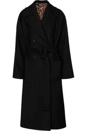 Dolce & Gabbana Women Coats - Wool coat