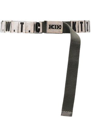 KTZ Block webbed belt