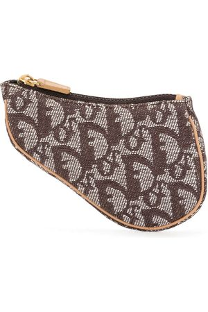 Dior Pre-owned Trotter Saddle pouch