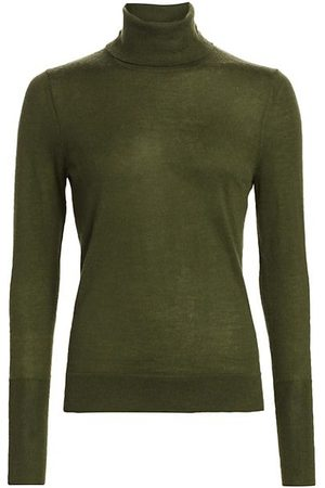 Saks Fifth Avenue COLLECTION Cashmere Turtleneck Sweater