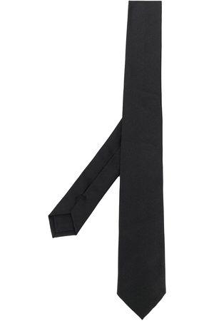 Jil Sander Horizontal-stripe pattern silk tie