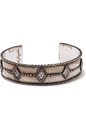 DE JAEGHER Seven diamond bracelet