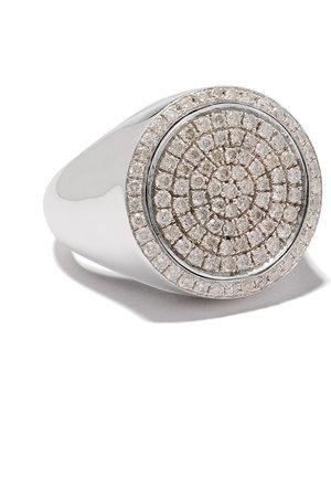 DE JAEGHER After Midnight diamond ring