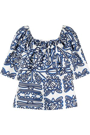 La DoubleJ Women Blouses - Rapunzel blouse