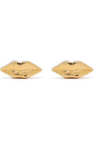 WOUTERS & HENDRIX Lips stud earrings