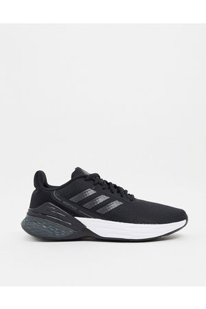 adidas Adidas Running Response SR trainers in and white