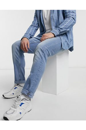 Only & Sons Slim jeans in mid