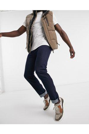 HUGO BOSS Delaware slim fit jeans in dark wash