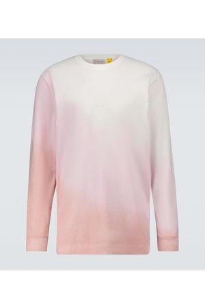 Moncler Genius 6 MONCLER 1017 ALYX 9SM long-sleeved T-shirt