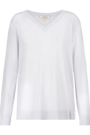 Dorothee Schumacher Exclusive to Mytheresa – Open Mind wool and silk sweater