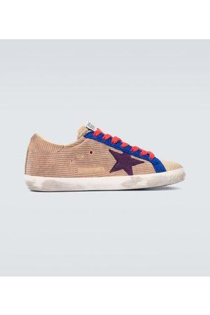 Golden Goose Exclusive to Mytheresa – Superstar corduroy sneakers