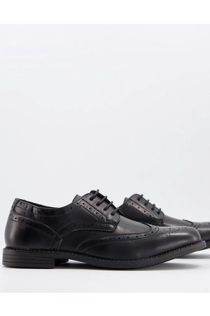 Truffle Collection Formal lace up brogues in