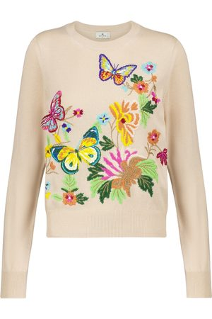 Etro Embroidered sweater
