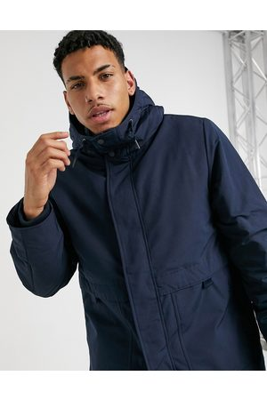 Selected Parka with recycled padding in
