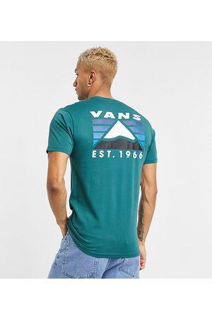 Vans Mountain back print t-shirt in Exclusive at ASOS