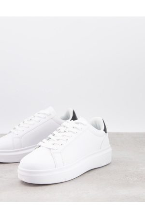 Truffle Collection Minimal chunky trainers in