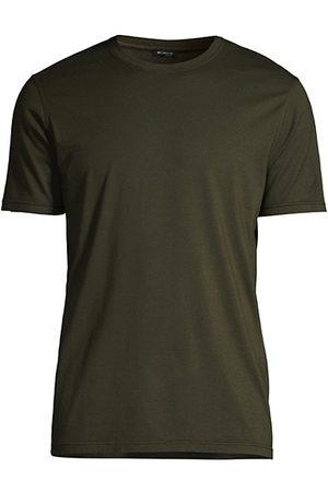 Kiton Classic-Fit Cotton & Cashmere T-Shirt