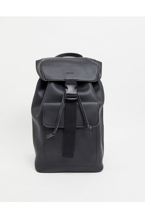 FENTON Front pocket backpack in