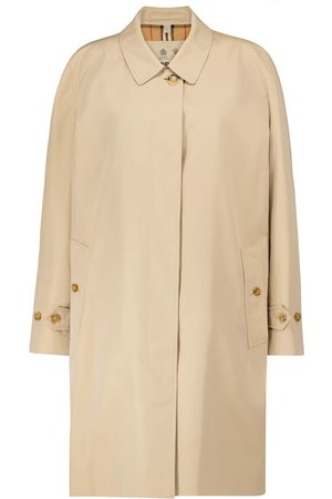 Burberry Pimlico Heritage gabardine car coat
