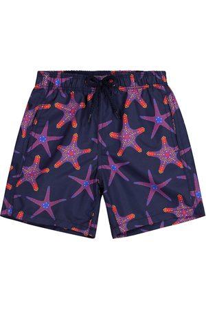 Vilebrequin Jim printed swim shorts