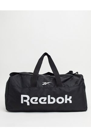 Reebok Training grip duffle bag in