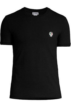 Dolce & Gabbana Men T-shirts - Sport Crest Crew T-Shirt