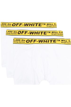 OFF-WHITE TRIPACK CLASSIC INDUSTR BOXER YELL