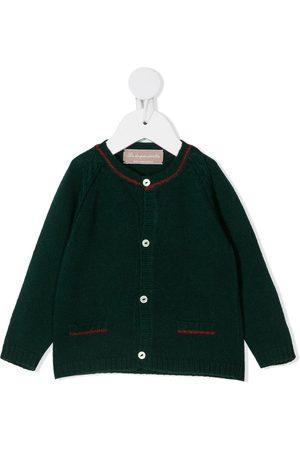 LA STUPENDERIA Button-up wool cardigan
