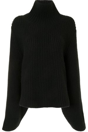 Khaite Ribbed long-sleeve jumper