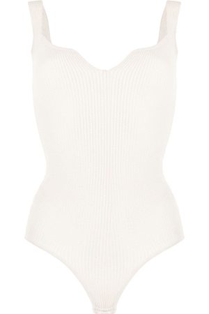 Khaite Ribbed knit body