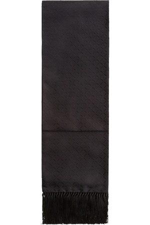 Dolce & Gabbana Jacquard patterned silk scarf
