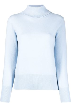 N.PEAL Cashmere roll-neck jumper